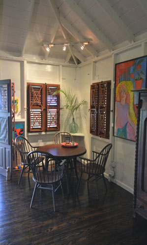 Soursop Lane, Main House, Indoor Dining